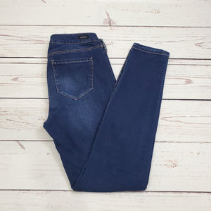 Liverpool Skinny Jeans Size 6 / 28 Cleveland Dark